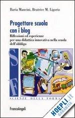 Progettare scuola con i blog
